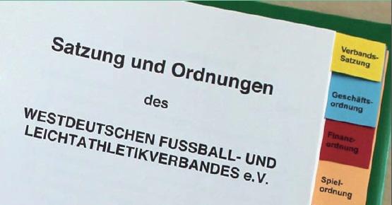 Festspielregelung Fußball Wflv